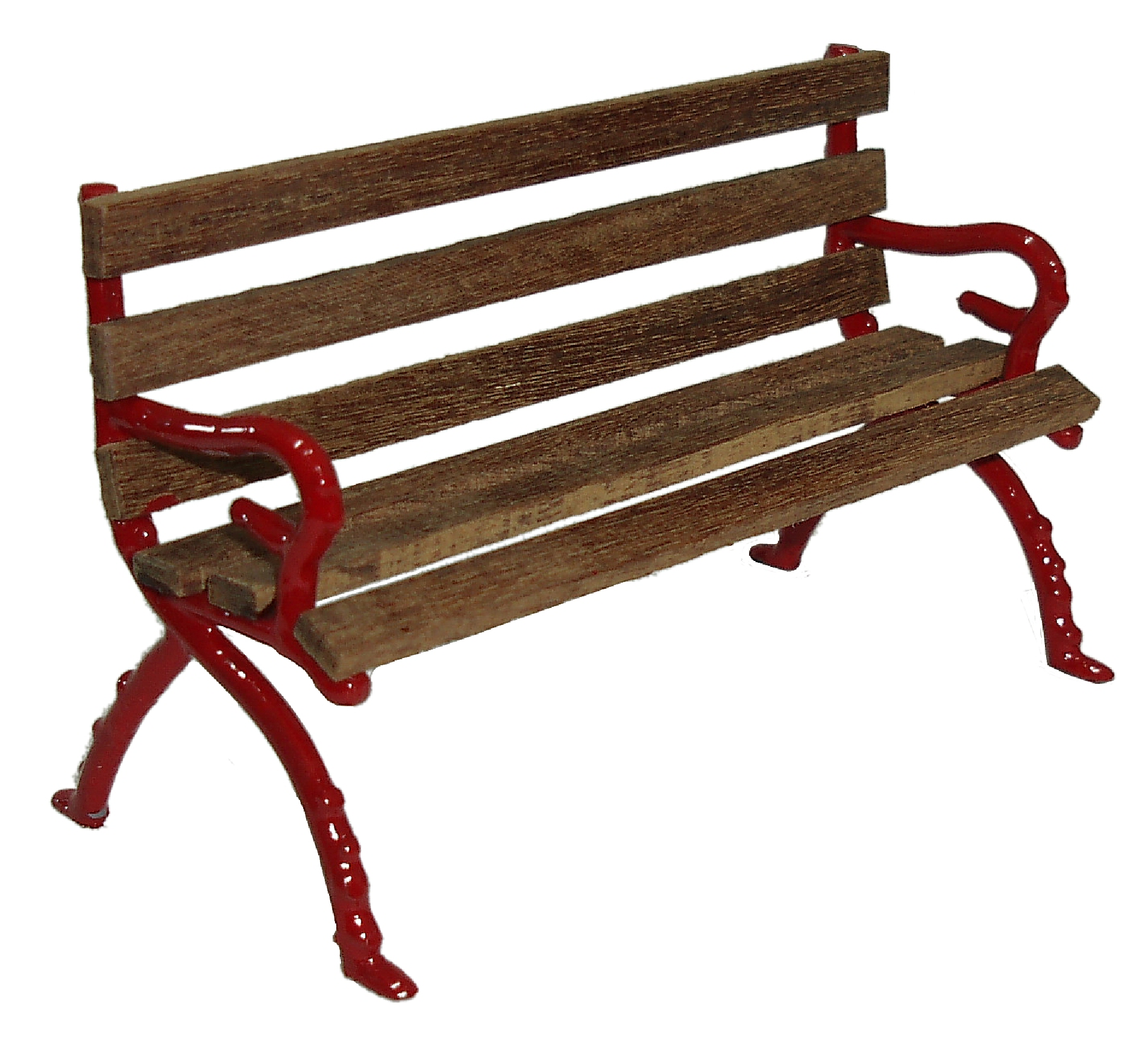 Cast bench kit